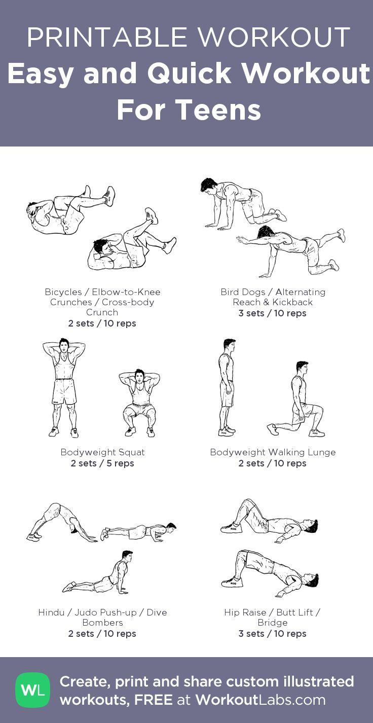 25+ best Teen Workout ideas on Pinterest