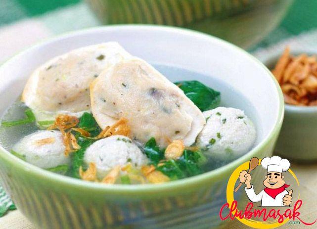Resep Sup Bakso Tahu, Resep Hidangan Cina Favorit, Club Masak