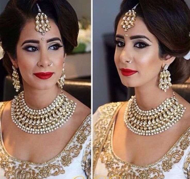 A very dear client completed her breathtaking reception look with jewels available exclusively @sitarebyaasha. Featured here is the Lagaan set and Gurgaon nose piece✨✨✨✨ Contact me for purchase inquiries.  www.SitarebyAasha.com SitarebyAasha@gmail.com  #Jewelry #Jewellery #Indianwedding #Sikhwedding #Bridaljewelry #BridalJewellery #AsianBride #SitarebyAasha #PakistaniBride #Shaadi #Wedding #Bollywood #Bride #Bridal #WomensFashion #IndianBride #Indian #IndianFashion #Couture #Asianwedding…