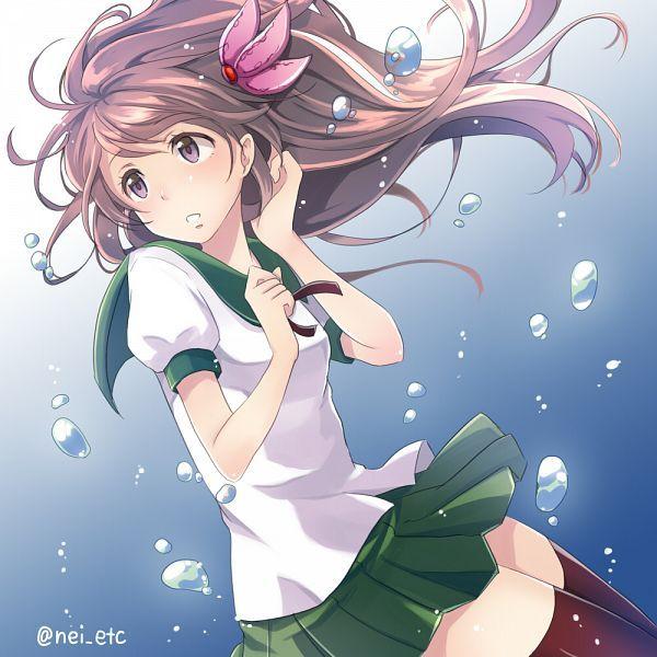 Kantai Kisaragi   Tags: Anime, Pixiv Id 10591980, Kantai Collection, Kisaragi (Kantai ...