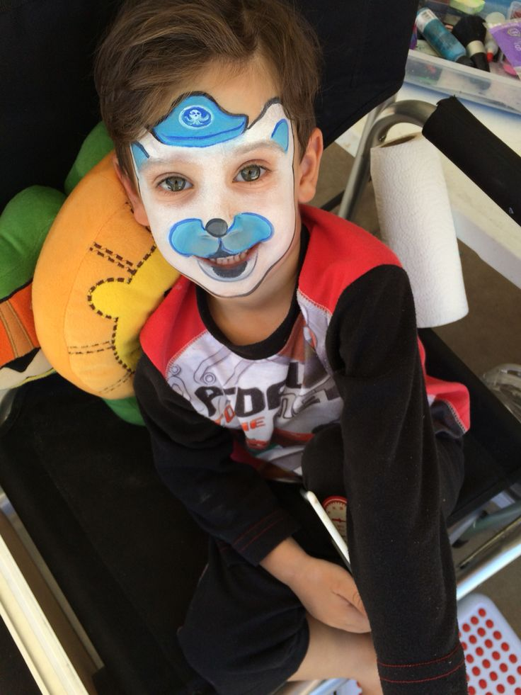 Octonauts Face Painting