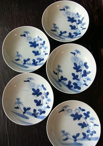 Japanese tableware / 鍋島焼