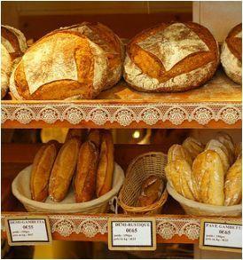 Histoire du pain en France