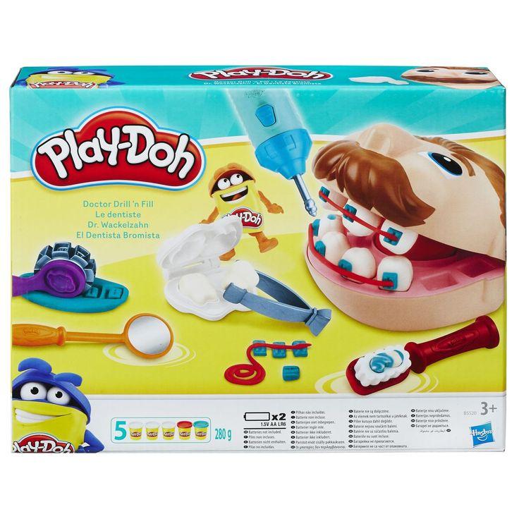 Hasbro Play-Doh Dentysta B5520 - Ceny i opinie - Ceneo.pl