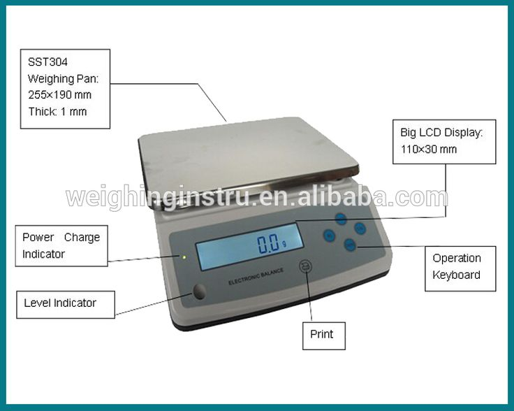 30kg digital postal weighing scale for sale