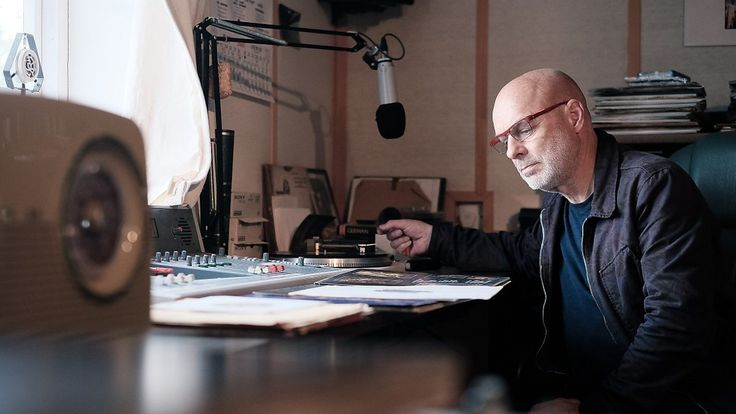 Ahead of the BBC Music John Peel Lecture, Brian Eno takes a trip around John's archive