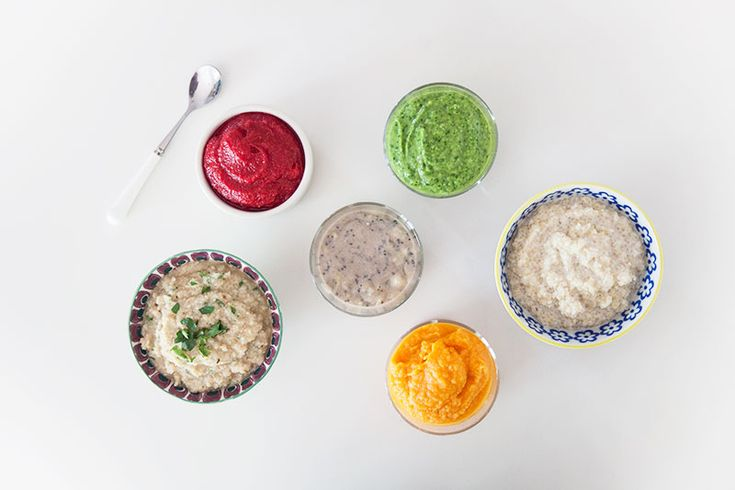 Creative Baby Purées (Picky Babe Approved)
