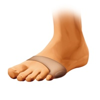 Need support for a tailors bunion? View 5th Toe Pad http://www.drfoot.co.uk/acatalog/5th_Metatarsal_Pad.html