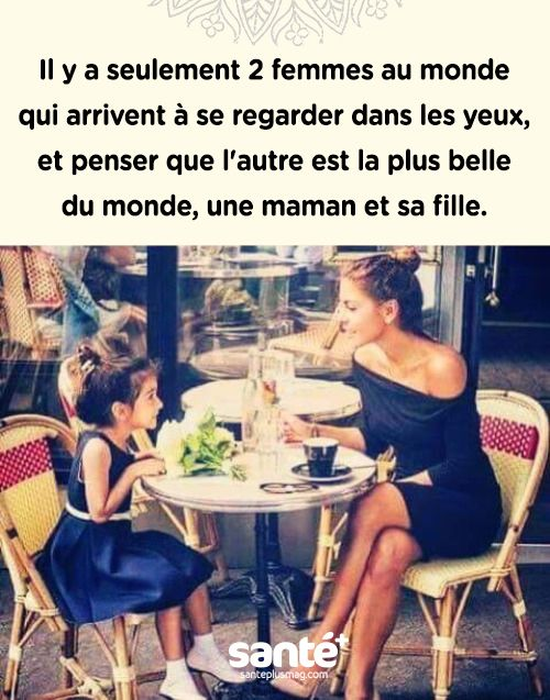 Je t'aime maman!