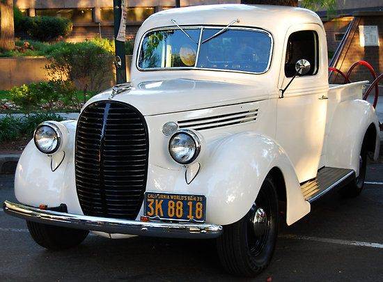 '39 Ford Pickup by Ron Hannah
