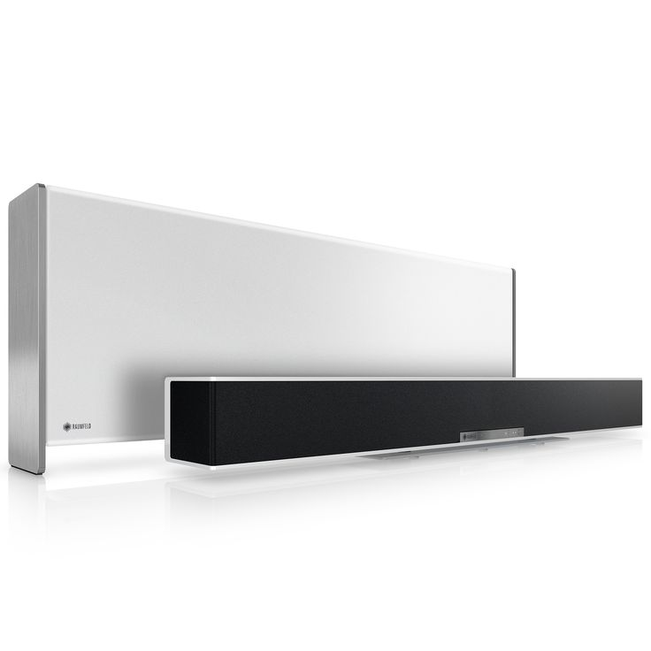 Raumfeld Soundbar buy now! Wi-Fi soundbar with active wireless subwoofer & easy setup ✔ Proprietary Wellenfeld Technology produces a broad 3D soundstage! Balanced tuning & premium audio components ensure precise, true-to-source music playback
