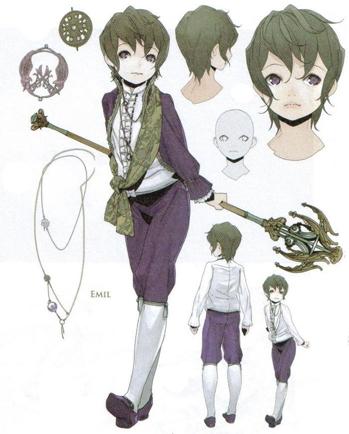 Emil - NIER Wiki - characters, locations, enemies, quests and more - Wikia