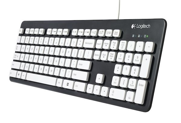Logitech anuncia teclado que pode ser lavado no lava-louças. Estou seriamente a considerar comprar um. Na Europa em Outubro.