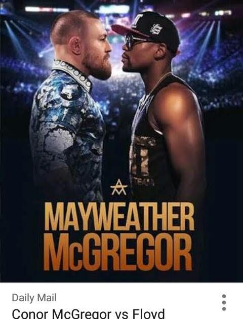 Floyd Mayweather Postpones Africa Tour Over Must-Win 50th Fight  Floyd Mayweather has rescheduled his proposed visit to Nigeria and Ghana to prepare for his 50th battle with UFC champ Conor McGregor. The undefeated record world champion Floyd was forced to abort the much anticipated Africa tour to go head to head in the ring with the Ireland born boxer who challenged him for bout. The key detail in the long-rumored Floyd Mayweather-Conor McGregor fight apparently has fallen into place. The…