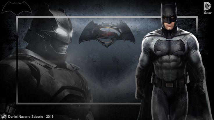 Batman Movie BvS Wallpaper by DanielNS116.deviantart.com on @DeviantArt