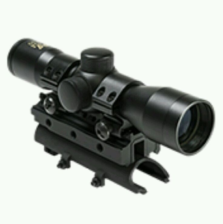 SKS SCOPE AND MOUNT COMBO. STEEL TRI RAIL MOUNT WITH 4X30 SCOPE.COMPLETE 7.62X39 #NcSTAR