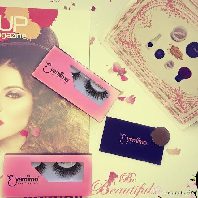 Be beautiful: GLM12 & GLM13 eyelashes from Eyemimo.com