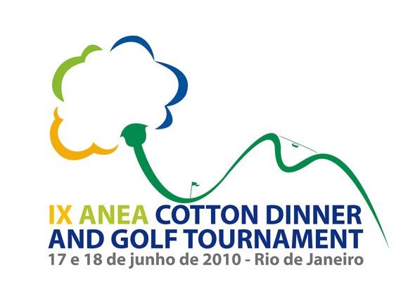 Logotipo IX ANEA Cotton Dinner And Golf Tournament