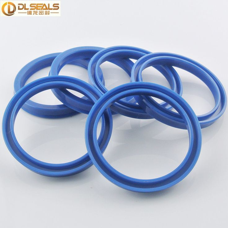Hydraulic Cylinder Stretch Rod Piston U Cup PU Lip Seals