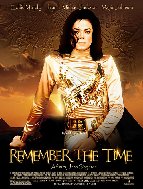 Remember The Time - Michael Jackson 1991