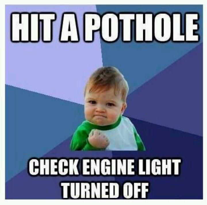 car check engine mil