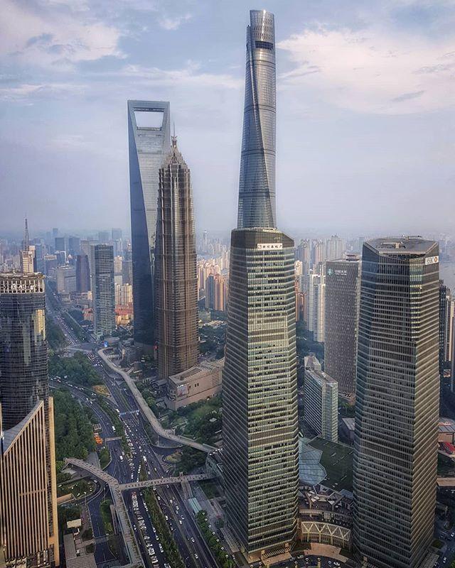 Shanghai China City City Cities Buildings Photography In 2020 China City Buildings Photography Shanghai