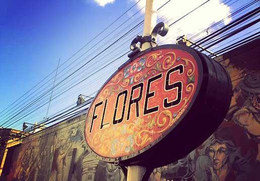 Barrio de Flores, Buenos Aires.