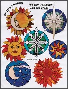Suncatcher Stained Glass Patterns