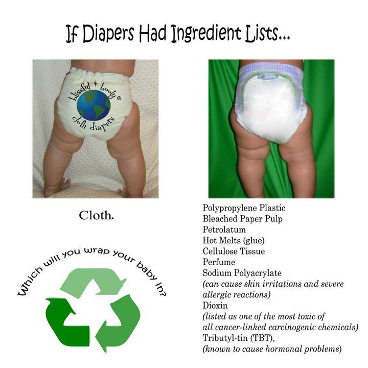 disposable diapers vs cloth diapers essays