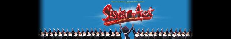 Sister Act - Théatre Mogador