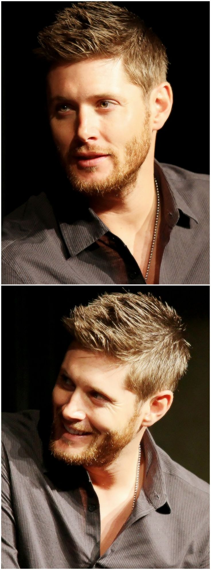 I'm pretty sure that I have pinned this before, but I do a lot for Jensen Ackles.