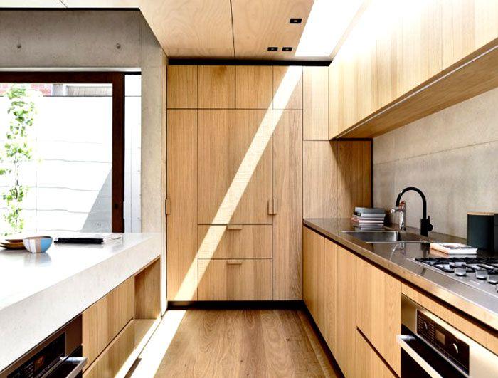 house 4a beach avenue kitchen