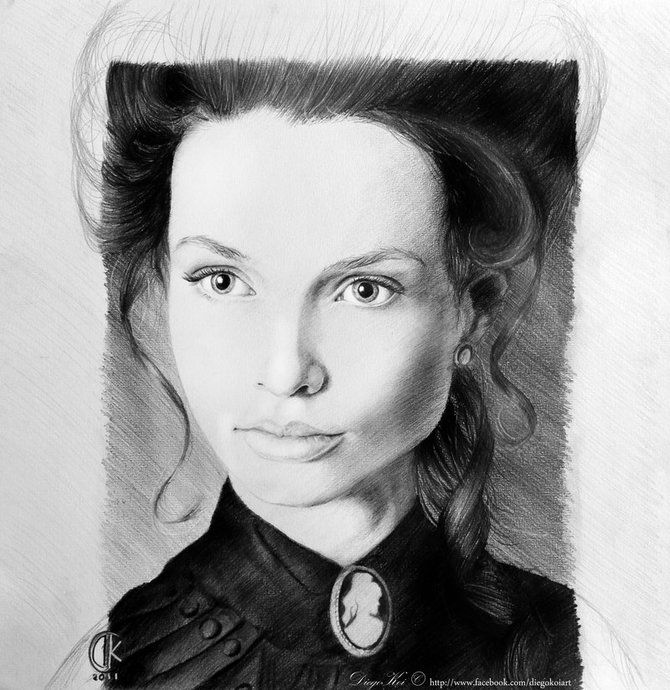 Daniela scarel diegokoi diego fazio pencil on paper