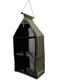 Leisure Quip Canvas hanging pantry with 3 Shelfs