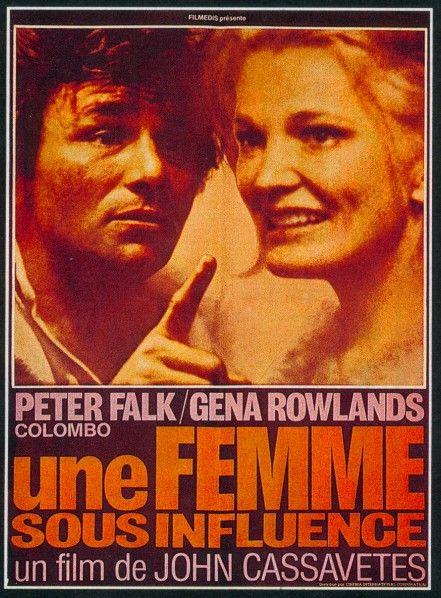 Une femme sous influence, avec un peter falk incroyable et une Gena Rowland magistrale