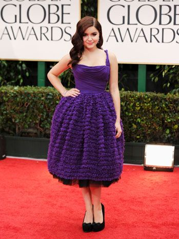 Very cute and age appropriate. Thirteen year-old Ariel Winter (Modern Family).