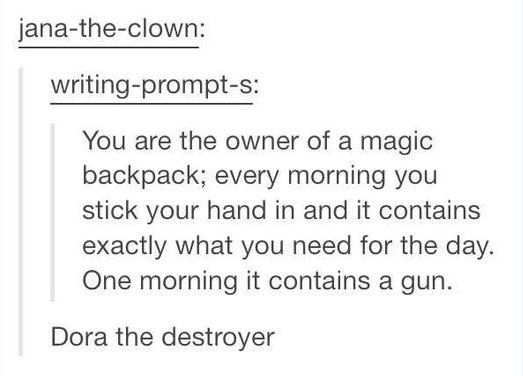 someone write this im already preoccupied with a story called miscellaneous