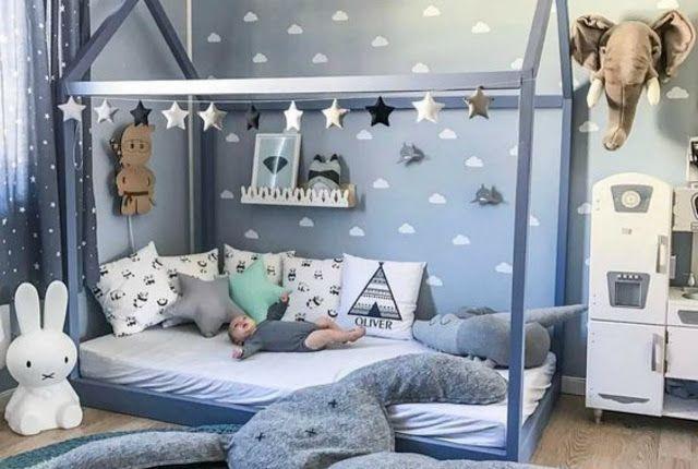 Habitacion niño moderna