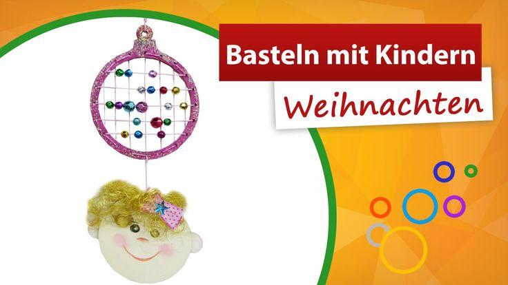 99 best basteln f r weihnachten images on pinterest - Tannenbaumschmuck basteln mit kindern ...