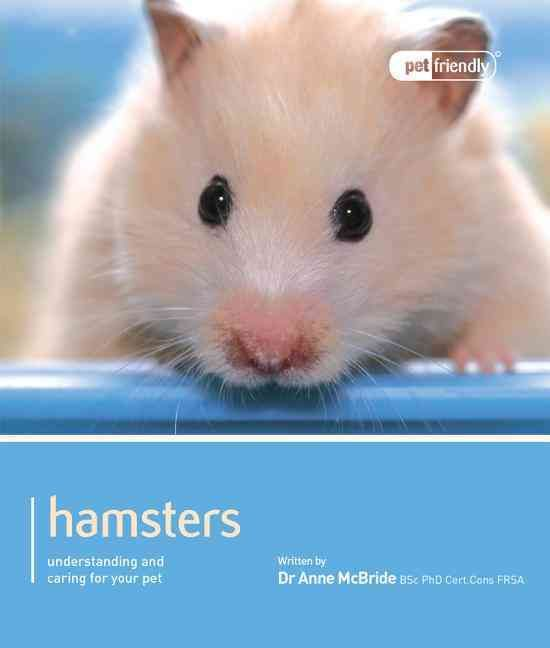 The more you know about your Hamster, the better you will be able to provide care and attention your pet requires for a healthy and happy life. Written by experts, this comprehensive guide will enable