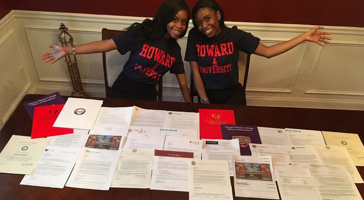 Twitter/Facebook A pair of Georgia twins have their hearts set on attending Howard University in the fall, and money won't be a thing because they've landed over $900,000 in scholarships. Akhya C. and Akhea S. Mitchell both attend Troup County Comprehensive High School in LaGrange, …