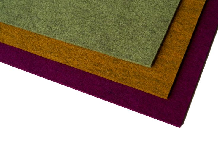You can find 3 dyed mixed colours in our collection. Visit our website http://www.hollandfelt.nl for all the colours.