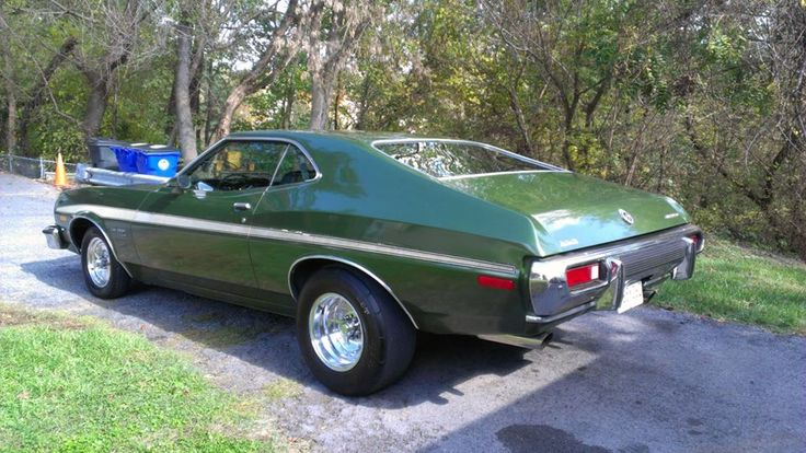 1973 Grand Torino Sport Fast Back. All original Q code cleavland 72000 mi.
