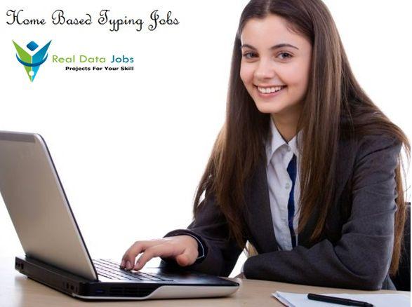 Online home based jobs
