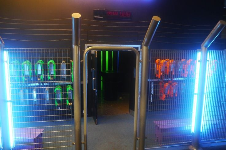 State of the art laser tag
