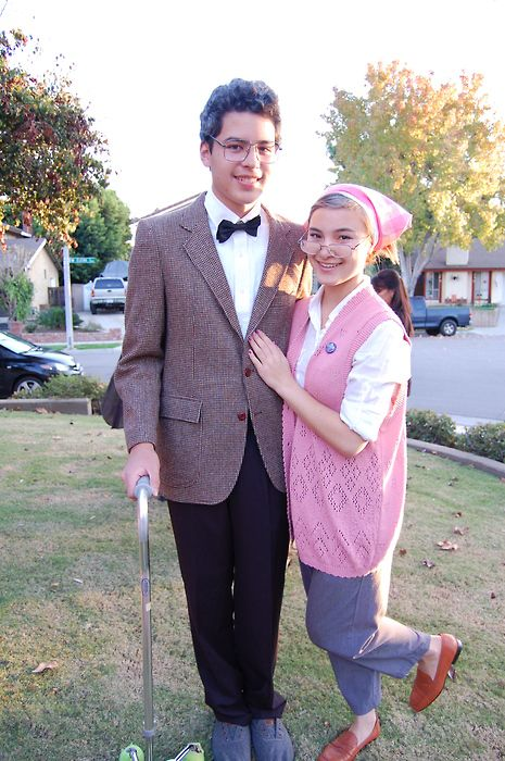 Carl And Ellie From Up What A Cute S Costume