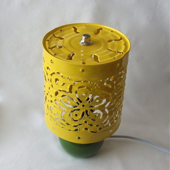 158 best tin can crafts images on pinterest crafts diy for Large tin can crafts