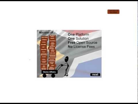 ICT E PLATFORM  Azraa audio visual software  Implementation