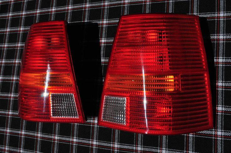 VW Mk4 2001-2005 Jetta Wagon Tdi 1.8t VR6 European taillights +NEW+