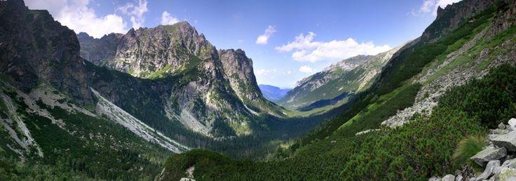 Bielovodská dolina, Slovakia